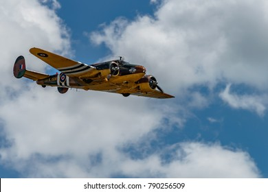 READING, PA - JUNE 3, 2017: BEECHCRAFT