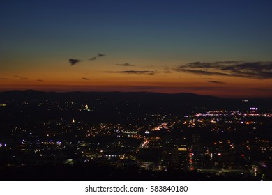 Reading, Pennsylvania aerial view