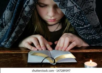 Reading in secret