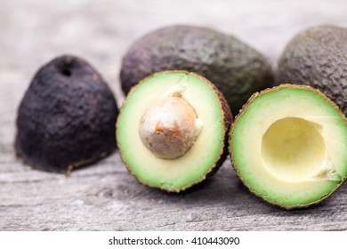 Ready to eat avocado slices