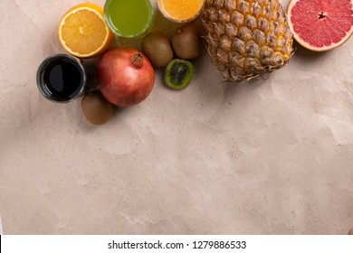 ready juices, coktails and smoothie, vegan lifestyle