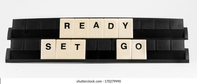 Ready Set Go