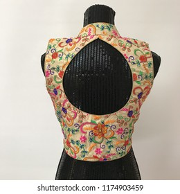Ready to wear fashionable ethnic designer blouses for every occasion