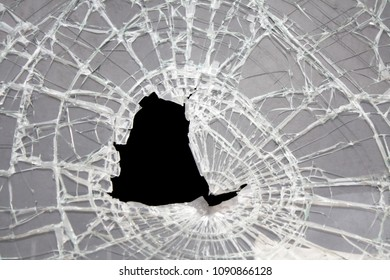 Real Broken Glass photo