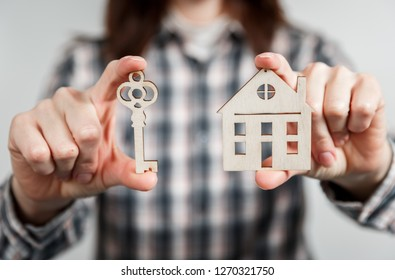 Real estate concept. Buying and selling homes. Mortgage and payment of taxes. Debt and loan. Purchase. Home sold. Realtor and Real Estate Agent Services. Rent apartment. Sale of property.