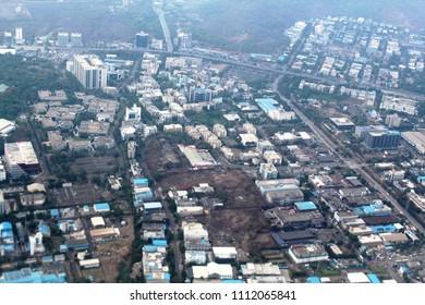 Real estate development in Mumbai suburbs