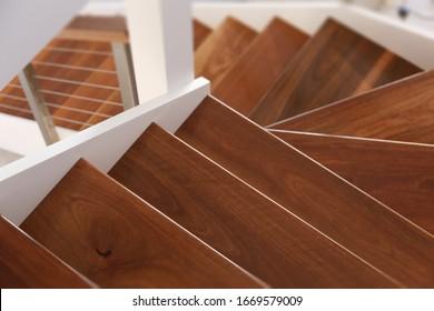 real estate interior stairs design