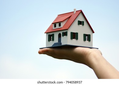Real estate, mortgage, buy a house