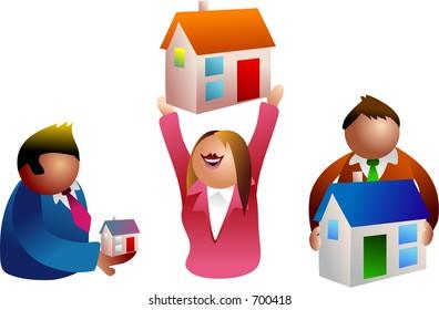 real estate people