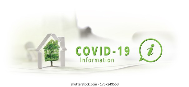 real estate project, information coronavirus