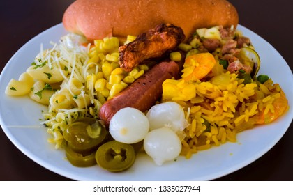 Real Food - Brunch buffet