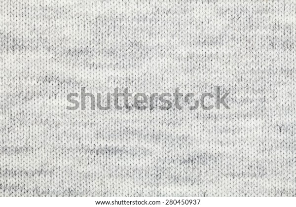 ce7131c52c60bb Real Grey Knitted Fabric Made Heathered Stock Photo (Edit Now) 280450937