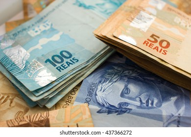Real Notes, the official currency of Brazil