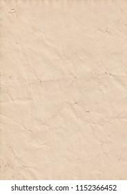 Real old paper, vintage paper background