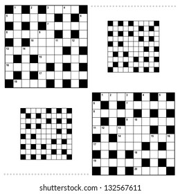 10x10 imgenes fotos y vectores de stock shutterstock real size crossword puzzle grids with corresponding answer grids for vector eps see image 127955933 malvernweather Images