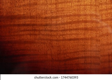 real wood texture look like tiger skin on guitar