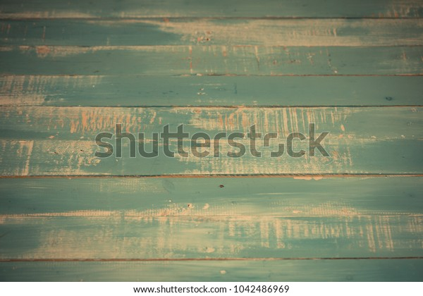 Real Wooden planks texture background.