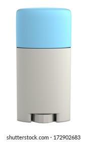realistic 3d render of deodorant
