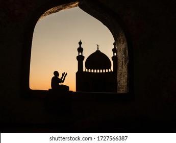 Ramadan Praying Images, Stock Photos & Vectors | Shutterstock