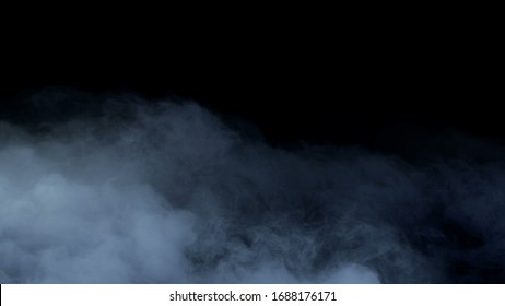 Realistic Dry Ice Smoke Clouds Fog photo for different projects and etc…