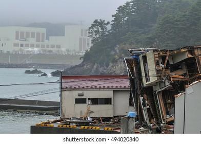 Reality of the tsunami disaster of the Aftermath of the 2011 Tohoku earthquake and tsunami