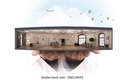 Captivating Realize Your Interior Dream . Mixed Media