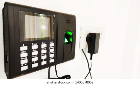 Attendance Machine Images, Stock Photos & Vectors | Shutterstock