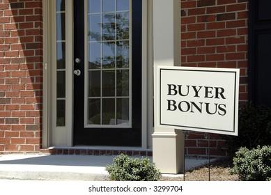 Realty Sign - Buyer Bonus