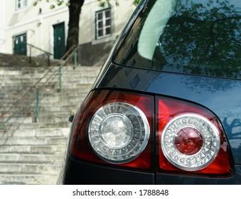 Rear lamp