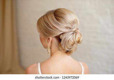 Chignons Hd Stock Images Shutterstock
