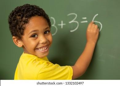 Kids Doing Maths High Res Stock Images | Shutterstock