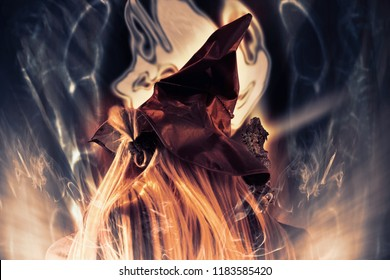 Male Witch Images Stock Photos Vectors Shutterstock