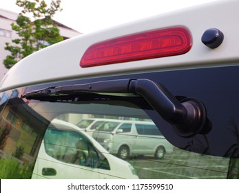 rear window and wiper
