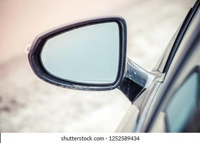 Rearview mirror side mirror