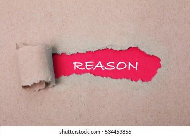 Reason, Business Concept