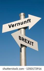 reason vs Brexit - Symbol foto