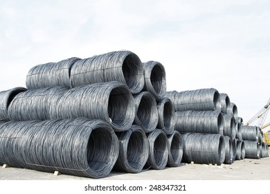 Rebar is also known as hot rolled ribbed steel bar