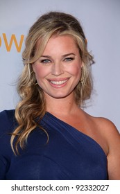 Rebecca Romijn  at the Global Action Awards Gala, Beverly Hilton Hotel, Beverly Hills, CA. 02-18-11