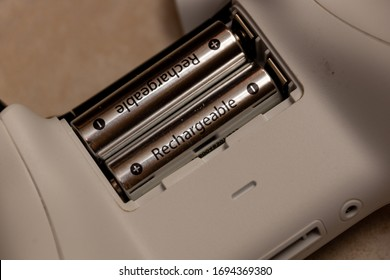 rechargeable batteries for the white xbox one updated controller