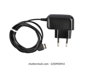 Recharger on white background