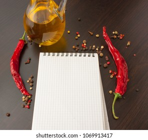 recipe for cooking on the kitchen table