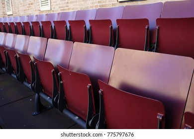 reclining metal chairs