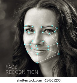 Face Recognition Images, Stock Photos & Vectors | Shutterstock