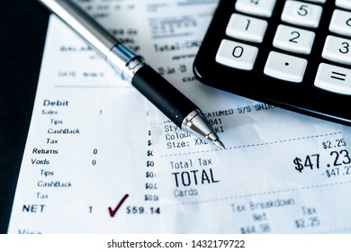 Reconciling Credit Card batch report with receipts at end of the day