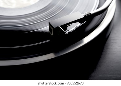 Record and Record Player