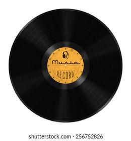 Record, vinyl, shellac, LP