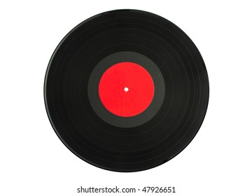 Record - vinyl traditional disc