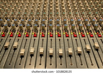 Recording studio concert
