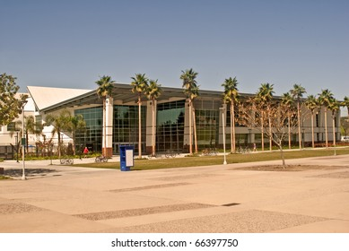 The Recreation Center at California State University at Fullerton