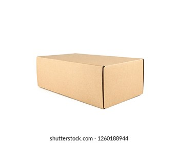 rectancle box with texture of paper and cardbox for packaging
